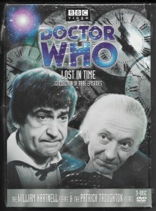 Doctor Who  : Lost in Time -- Collection of Rare Episodes 3-DVD set