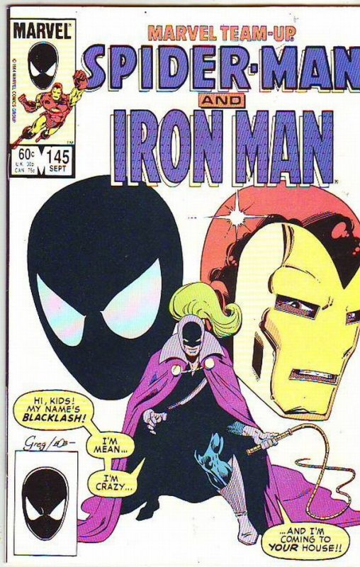 Marvel Team-Up #145 (Sep-84) NM Super-High-Grade Spider-Man