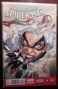 Amazing Spider-Man (2014 3rd Series) #3A, VF