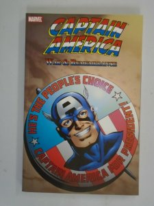 Captain America War and Remembrance TPB SC 6.0 FN (2007 2nd Edition)