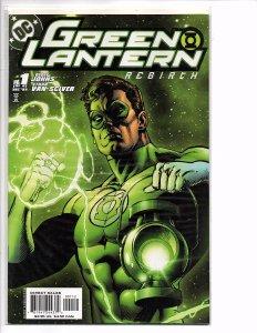 DC Comics Green Lantern Rebirth #1 (2nd Printing) Ethan van Sciver Geoff Johns