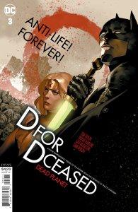 DCEASED DEAD PLANET #3 (OF 7) CVR C PUTRI MOVIE HOMAGE VARIANT