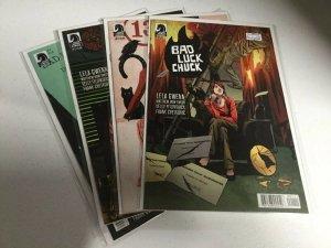 Bad Luck Chuck 1-4 Nm Near Mint Dark Horse Comics