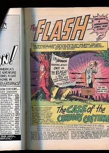 THE FLASH  #161  (1966)  OW/W 7.0  PAGES HIGHER GRADE