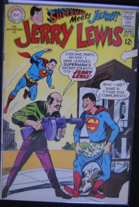 Jerry Lewis 105