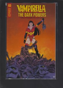 Vampirella Dark Powers #3 Incentive Cover