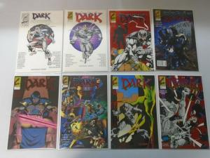The Dark comic lot 15 different issues 8.0 VF (1992 onward)