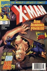 X-Man #29, NM (Stock photo)