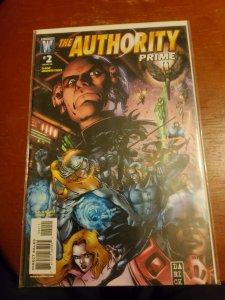 The Authority: Prime #2 (2008)