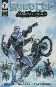 Robocop: Mortal Coils #1 VF/NM; Dark Horse   save on shipping - details inside