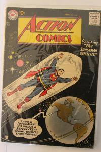 Action Comics #229 (DC, 1957) Condition: VG