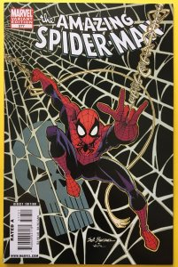 AMAZING SPIDER-MAN 577 BUSCEMA VARIANT COVER