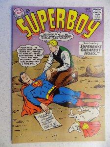 SUPERBOY # 106 DC SILVER ACTION ADVENTURE