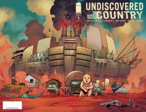 UNDISCOVERED COUNTRY (2019 IMAGE) #1 Third Print PRESALE-12/11