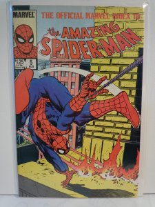Official Marvel Index to the Amazing Spider-Man #5