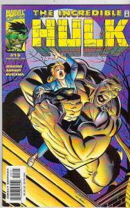 Hulk #15 (Jun-00) NM/MT Super-High-Grade Hulk, Bruce Banner