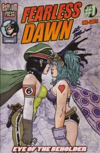 Fearless Dawn: Eye of the Beholder #1 VF/NM; Asylum | save on shipping - details