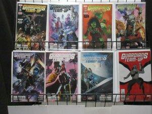 Guardians Team-Up (Marvel 2015) #1, 2, 4-9 Lot Avengers Ant-Man Silver Surfer ++