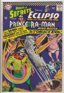 House of Secrets #77 (Apr-66) VF High-Grade Eclipso