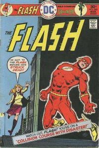 Flash (1959 series) #240, Fine+ (Stock photo)