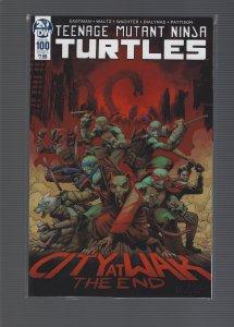 Teenage Mutant Ninja Turtles #100 (2019)