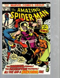 Amazing Spider-Man # 118 NM- Marvel Comic Book MJ Vulture Goblin Scorpion TJ1