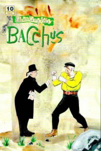 Eddie Campbell's Bacchus #10, VF (Stock photo)
