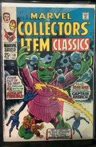 Marvel Collectors' Item Classics #18 (1968)
