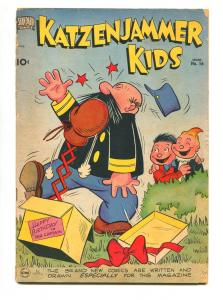 KATZENJAMMER KIDS #16 1953-STANDARD-VG-