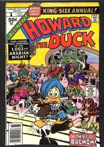 Howard the Duck Annual #1 (1977)