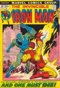 Iron Man (1968 series) #46, VG+ (Stock photo)