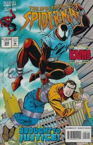Spectacular Spider-Man, The #224 VF/NM; Marvel   save on shipping - details insi