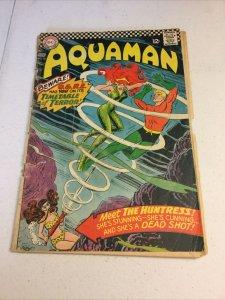 Aquaman 26 Gd Good 2.0 Cover Detached DC Comics