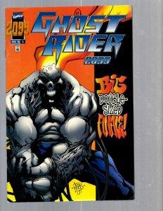 12 Comics Ghost Rider 2099 #25 Crossroads 1 #1 2 14 16 17 21 27 31 35 41 EK17