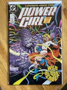 Power Girl #4 (1988)