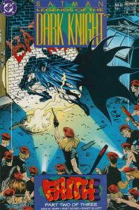 Batman: Legends of the Dark Knight #22 VF/NM; DC | save on shipping - details in