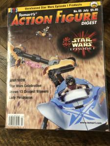 Star Wars magazine lot