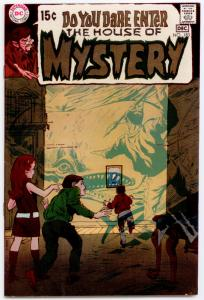 DC House of Mystery #183 VF+ 8.5  Wrightson art, Wood art