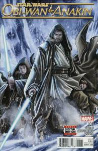 Obi-Wan And Anakin #1 VF/NM; Marvel | save on shipping - details inside