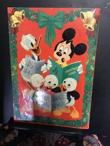 Walt Disney's Christmas Parade #5  Mid-grade sharp holiday key issue! FN...