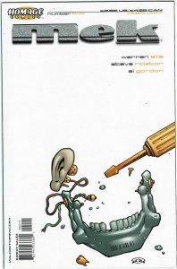 Mek #2 Homage Comics Warren Ellis NM