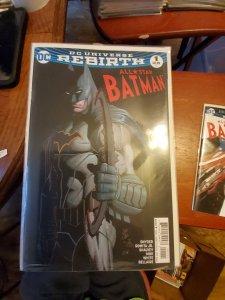 All-Star Batman #1 (2016)