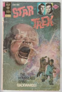Star Trek #42 (Jan-77) GD Affordable-Grade Captain Kirk, Mr Spock, Bones, Scotty