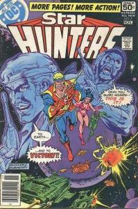 Star Hunters #7, VF- (Stock photo)