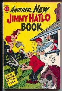 Another New Jimmy Hatlo Book #826 1958-Avon-newspaper cartoonist-golf-VF