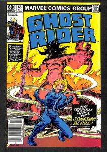 Ghost Rider #68 (1982)