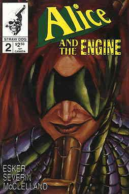 Alice and the Engine #2 VF/NM; Straw Dog | save on shipping - details inside
