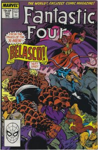 Fantastic Four #314