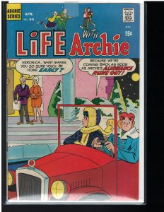 Life With Archie #96 (1970)