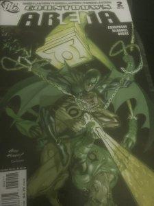 DC Green Lantern Countdown Arena #2 Mint